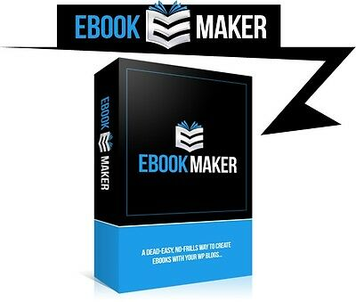 Ebook Maker- WP Plugin, Create Ebooks from your WP dashboard - CD