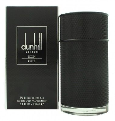 Dunhill Icon Elite Eau De Parfum 100Ml Spray - Men's For Him. New
