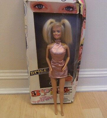 Spice Girls BABY SPICE DOLL FROM 90S
