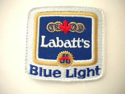 Labatts rare beer patch (only issued in Canada) 1975