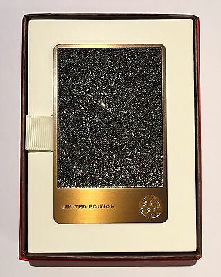 2016 Starbucks Card Swarovski Crystal Limited Edition CHIRSTMAS  ***NEW IN BOX**