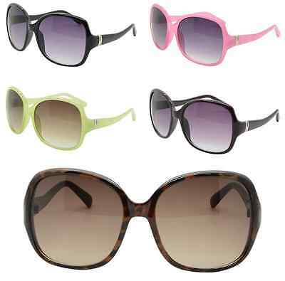 Women's Fashion Ladies Big Large Bug Eye Oversized Sunglasses 80
