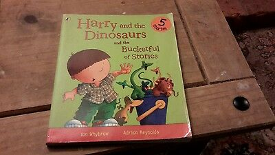 Harry and the Dinosaurs and the Bucketful of Stories by Ian Whybrow...