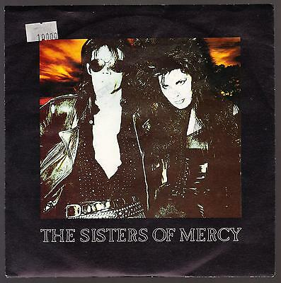The Sisters Of Mercy Disco 45 Giri This Corrosion B/w Torch - Ita