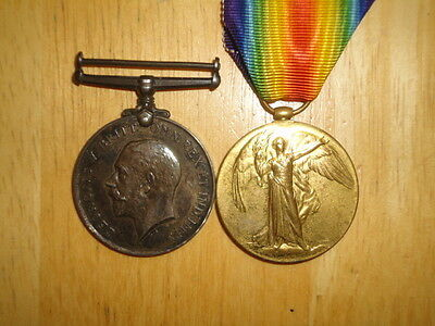 WW1 silver Canadian Medal Group named to Ogilvie nice