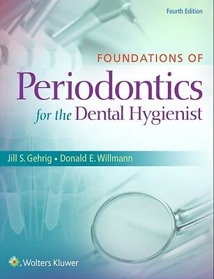 Foundations of Periodontics for the Dental Hygienist (Paperback),. 9781451194159
