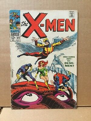 X-Men #49 1st Polaris