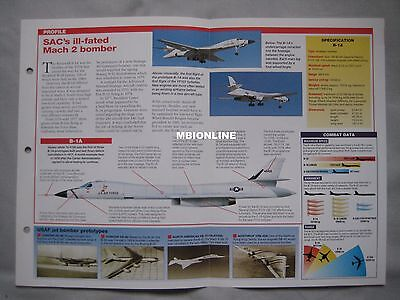 Aircraft of the World - Rockwell B-1A