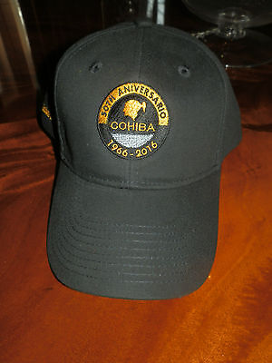 Gorgeous Limited Edition Cohiba 50Th Anniverary  Ball Cap