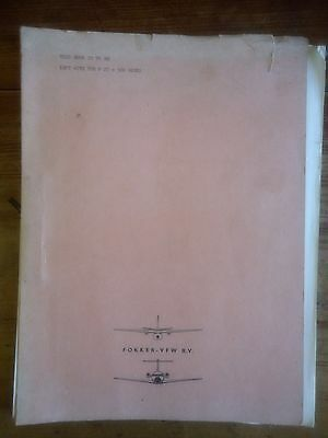 Fokker F27-500 Cable & Component Coding Manual