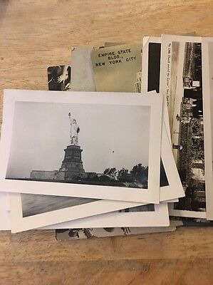 Collection Of Vintage Postcards/ Photos NY And Others