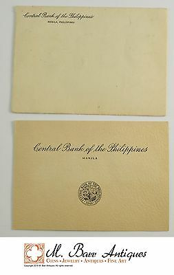 1958 Philippines Coin Set *0361