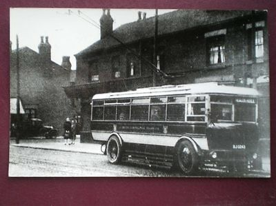 Photo  St Helens But East Lancs Single Deck Trolley Bus
