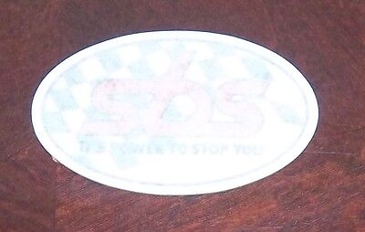 Decal Automotive OFF ROAD  SBS the power to stop you