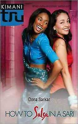 How to Salsa in a Sari by Dona Sarkar (English) Paperback Book Free Shipping!