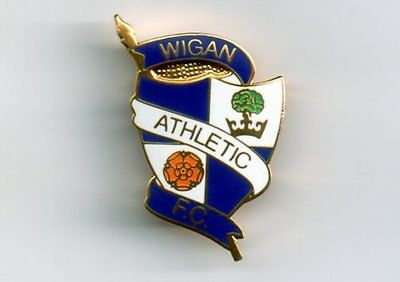 Wigan Athletic Fc Badge