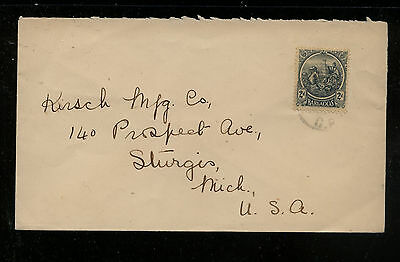 Barbados   155  on  cover to   US       KL0228