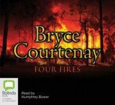 NEW Four Fires By Humphrey Bower Audio CD Free Shipping