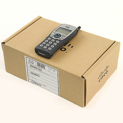Cisco 7920 CP7920-PC-K9 Unified IP Wireless VoIP Telephone New Lot