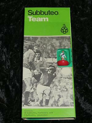 SUBBUTEO TABLE SOCCER ZOMBIE TEAM 194 Crystal Palace 1970s Later Issue