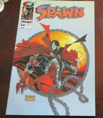 SPAWN   image comics   september  1994  #  24
