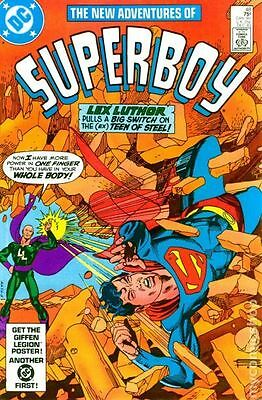 New Adventures of Superboy (1980 DC) #48 VF