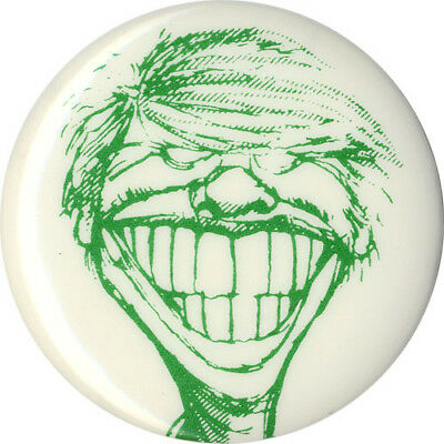1976 Jimmy Carter Grinning Face Button ~ Official Volunteers Design (4987)