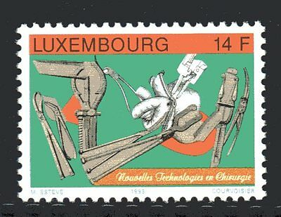 Luxembourg Y&T 1273 - MEDICAL TECHNOLOGY   - 1993  **MNH
