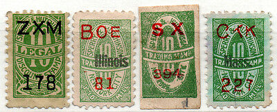 (I.B) US Cinderella : Sperry & Hutchinson Trading Stamp Collection