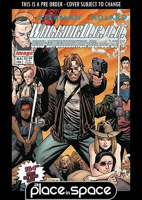(Wk07) The Walking Dead #164B - Image 25Th Anniversary Variant - 15/02/17