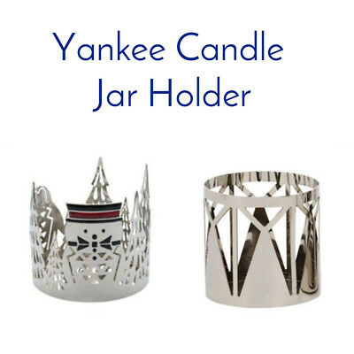 Yankee Candle Large/Medium Jar Holder You Choose FREE P+P