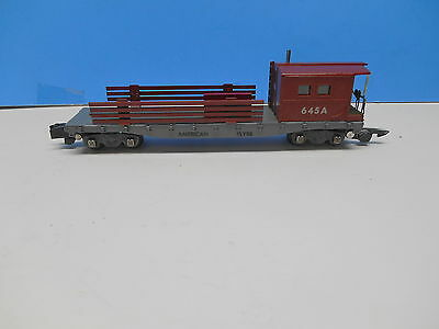 American Flyer S Gauge 645A Work And Boom Caboose