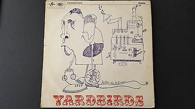 YARDBIRDS The Roger The Engineer LP 1966 MONO 1st Press!! 1/1 MATRIXES!!!!