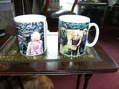 Last Of The Summer Wine 2 Mugs