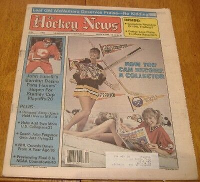 the hockey news  march  28 1986    collecting