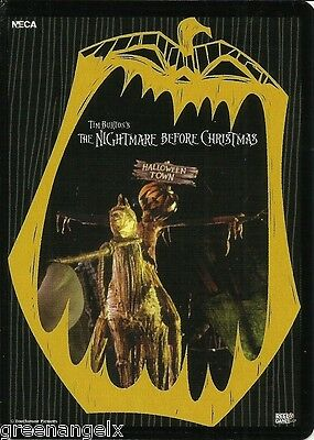 The Nightmare Before Christmas Ccg - 100 Assorted Cards