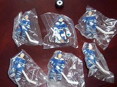 Wayne Gretzky hockey game players Blue  All Star team in package