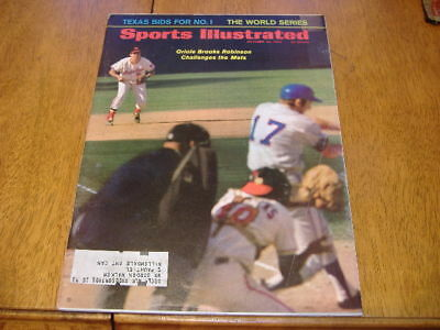 sports illustrated  october 1220 1969  brooks robinson