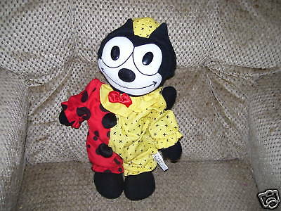 "16"" Felix the Cat as a Clown == HTF== GC"