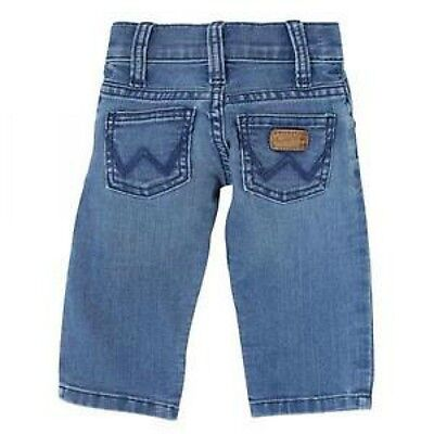 PQJ189D Wrangler All Around Baby Infant Toddler Western Jeans NEW