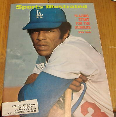 sports illustrated   may 1 1972    willie davis