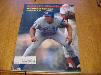 sports illustrated  june 30 1969  ron santo