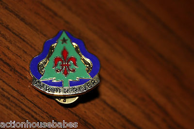 91st INFANTRY DIVISION U.S. ARMY CREST PIN