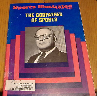 sports illustrated  may  29 1972   louie jacobs
