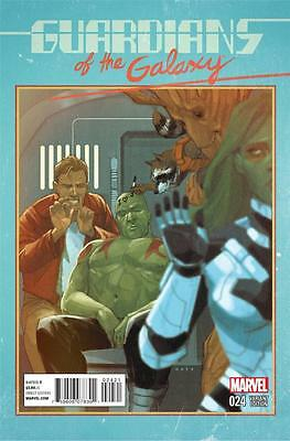 Guardians Of The Galaxy #24 Phil Noto Variant Cover Marvel Comics