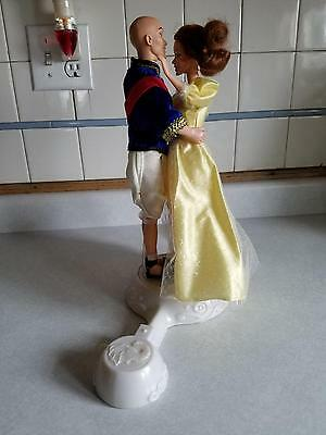 Playmates The King and I Magic Dancing ANNA and the KING Dolls Shall We Dance