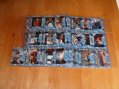 90 out of 100 Super Mario Bros basic Skybox trading cards Excellent condition