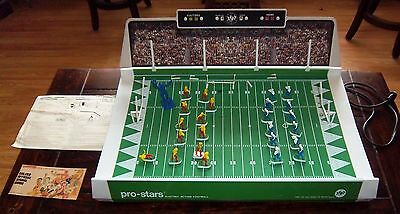 coleco pro football game 1972