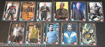 HERO ATTAX Marvel Cinematic Universe: Ant-Man INDIVIDUAL card