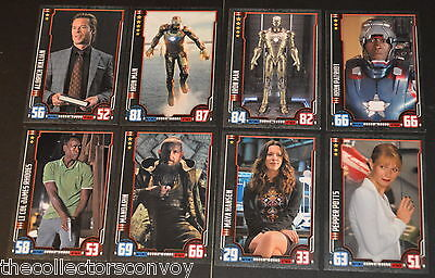 HERO ATTAX Marvel Cinematic Universe: Iron Man 3 - INDIVIDUAL card